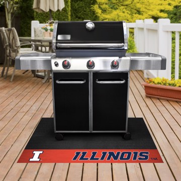 Picture of Illinois Grill Mat