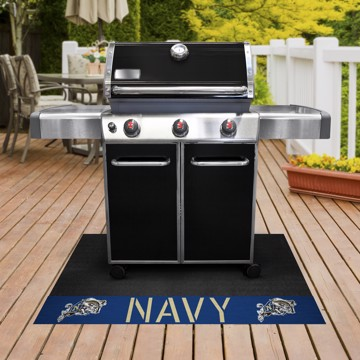 Picture of U.S. Naval Academy Grill Mat