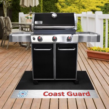 Picture of U.S. Coast Guard Grill Mat