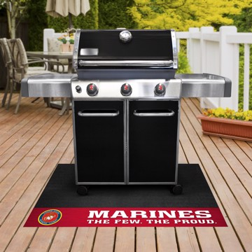 Picture of U.S. Marines Grill Mat
