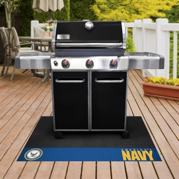 Picture of U.S. Navy Grill Mat