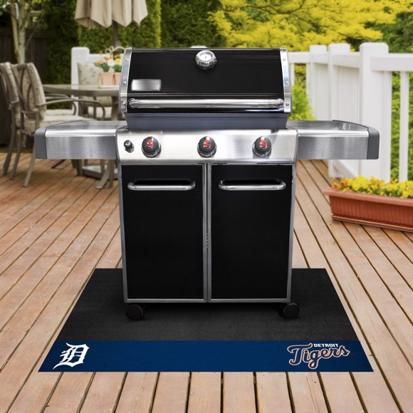 Picture of MLB - Detroit Tigers Grill Mat