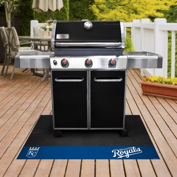 Picture of MLB - Kansas City Royals Grill Mat