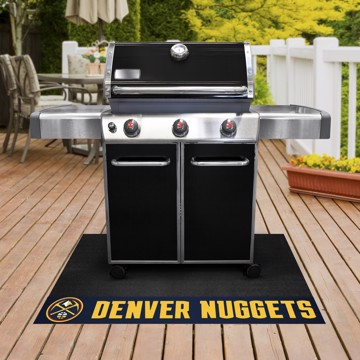 Picture of NBA - Denver Nuggets Grill Mat