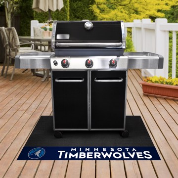 Picture of NBA - Minnesota Timberwolves Grill Mat