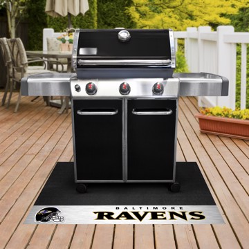 Picture of NFL - Baltimore Ravens Grill Mat