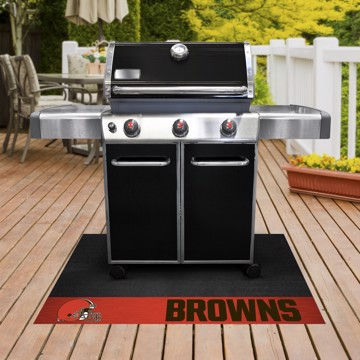 Picture of NFL - Cleveland Browns Grill Mat