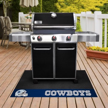 Picture of NFL - Dallas Cowboys Grill Mat