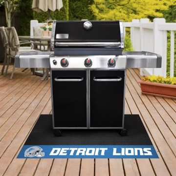 Picture of NFL - Detroit Lions Grill Mat
