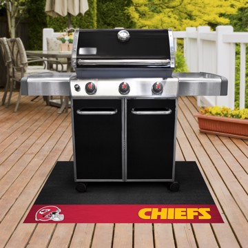 Picture of NFL - Kansas City Chiefs Grill Mat