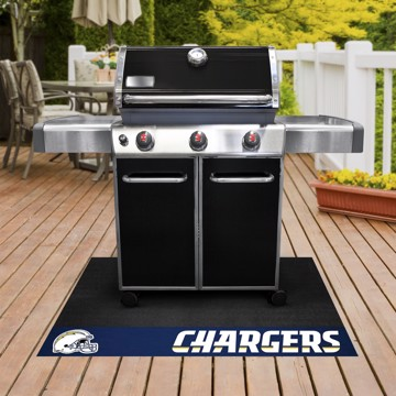 Picture of NFL - Los Angeles Chargers Grill Mat