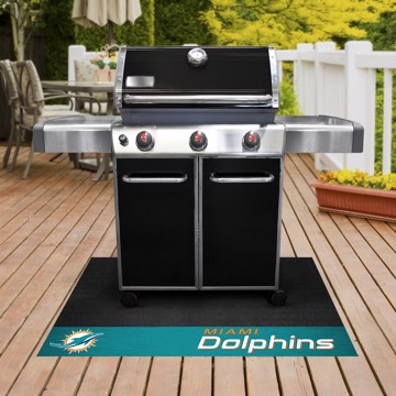 Picture of NFL - Miami Dolphins Grill Mat