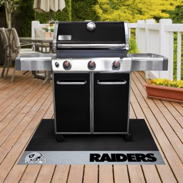 Picture of NFL - Oakland Raiders Grill Mat