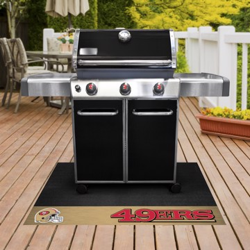 Picture of NFL - San Francisco 49ers Grill Mat