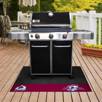 Picture of NHL - Colorado Avalanche Grill Mat