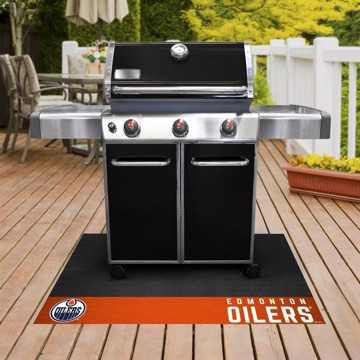 Picture of NHL - Edmonton Oilers Grill Mat