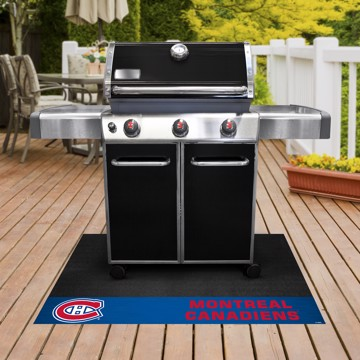 Picture of NHL - Montreal Canadiens Grill Mat