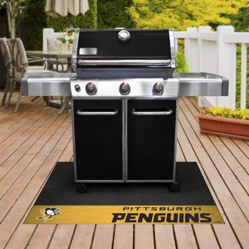 Picture of NHL - Pittsburgh Penguins Grill Mat