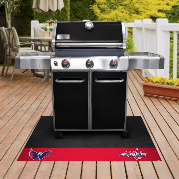 Picture of NHL - Washington Capitals Grill Mat