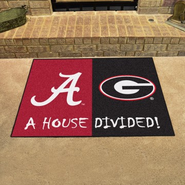 Picture of House Divided - Alabama / Georgia