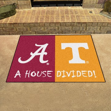 Picture of House Divided - Alabama / Tenneessee