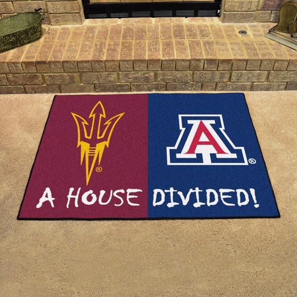 Picture of House Divided - Arizona State / Arizona