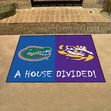 House Divided Fanmats Sports Licensing Solutions Llc