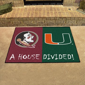 Picture of House Divided - Florida State / Miami