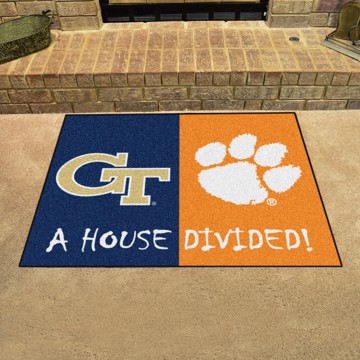 Picture of House Divided - Georgia Tech / Clemson