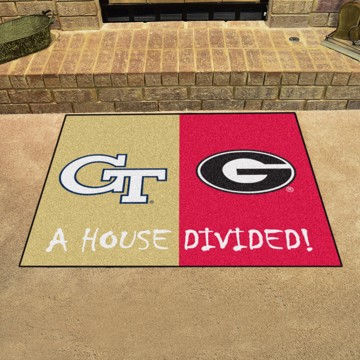 Picture of House Divided - Georgia Tech / Georgia