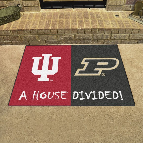 Picture of House Divided - Indiana / Purdue