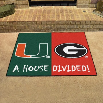 Picture of House Divided - Miami / Georgia