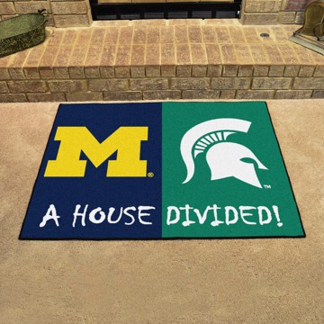 Picture of House Divided - Michigan / Michigan State