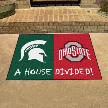 Picture of House Divided - Michigan State / Ohio State