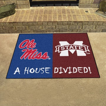 Picture of House Divided - Ole Miss / Mississippi State