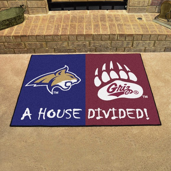 Picture of House Divided - Montana / Montana State
