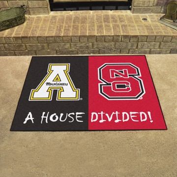 Picture of House Divided - NC State / Appalachian State