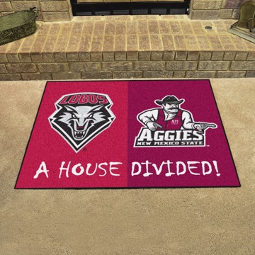 Picture of House Divided - New Mexico / New Mexico State