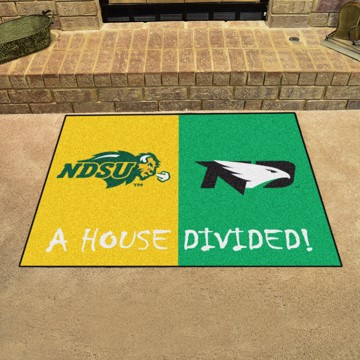 Picture of House Divided - North Dakota State / North Dakota