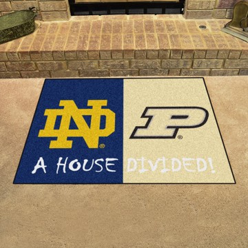 Picture of House Divided - Notre Dame / Purdue