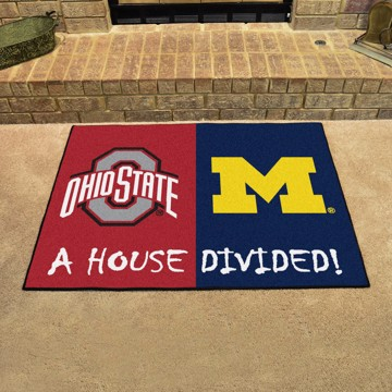 Picture of House Divided - Ohio State / Michigan