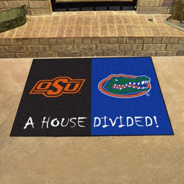 Picture of House Divided - Oklahoma State / Florida