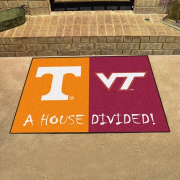 Picture of House Divided - Tennessee / Virginia Tech