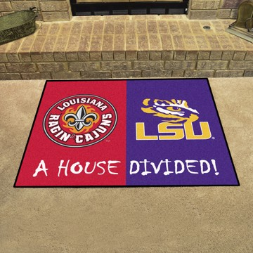 Picture of House Divided - Louisiana - Lafayette / LSU