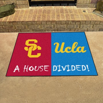 Picture of House Divided - USC / UCLA