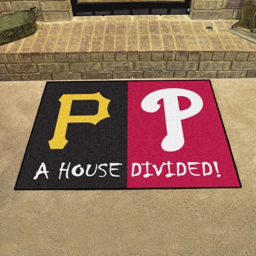 Picture of MLB House Divided - Pirates / Phillies
