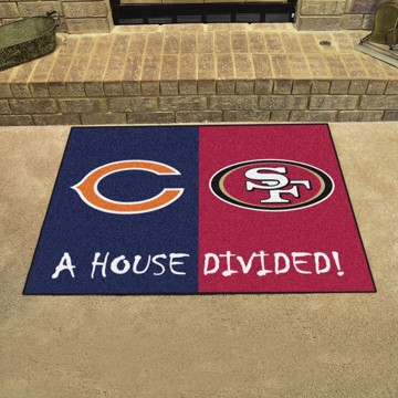 Picture of NFL House Divided - Bears / 49ers