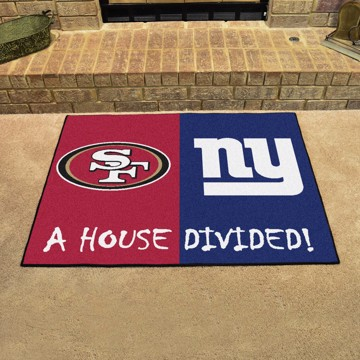 Picture of NFL House Divided - 49ers / Giants