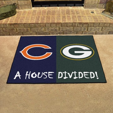 Picture of NFL House Divided - Bears / Packers