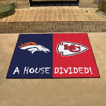 Picture of NFL House Divided - Broncos / Chiefs